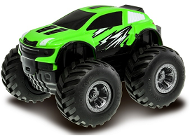 Auto na baterie MINI MONSTER 4x4 - RE.ELTOYS