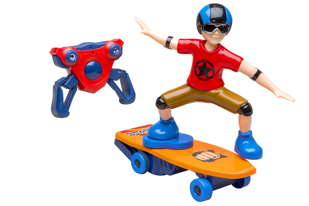 RC skateboardista SKATE-X - RE.ELTOYS